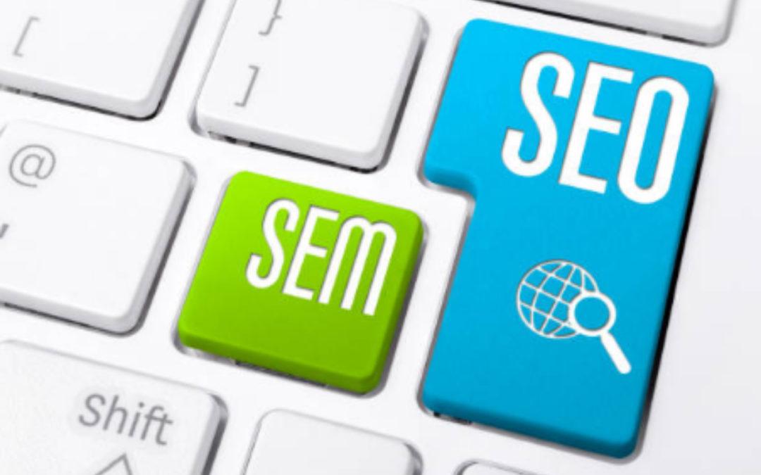 SEO y SEM, dos estrategias de Marketing diferentes y complementarias